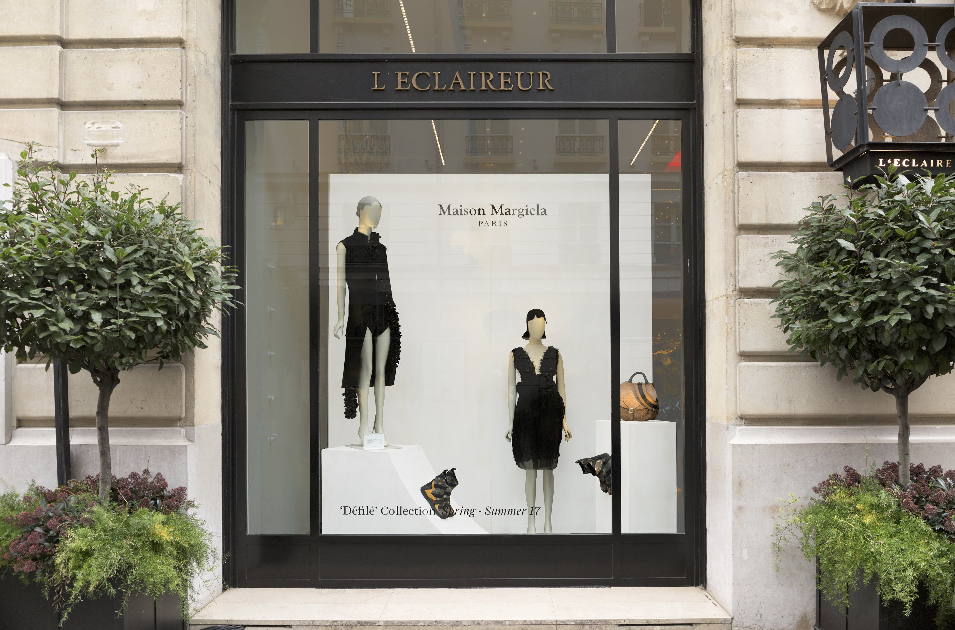 Leclaireur x Maison Margiela article header