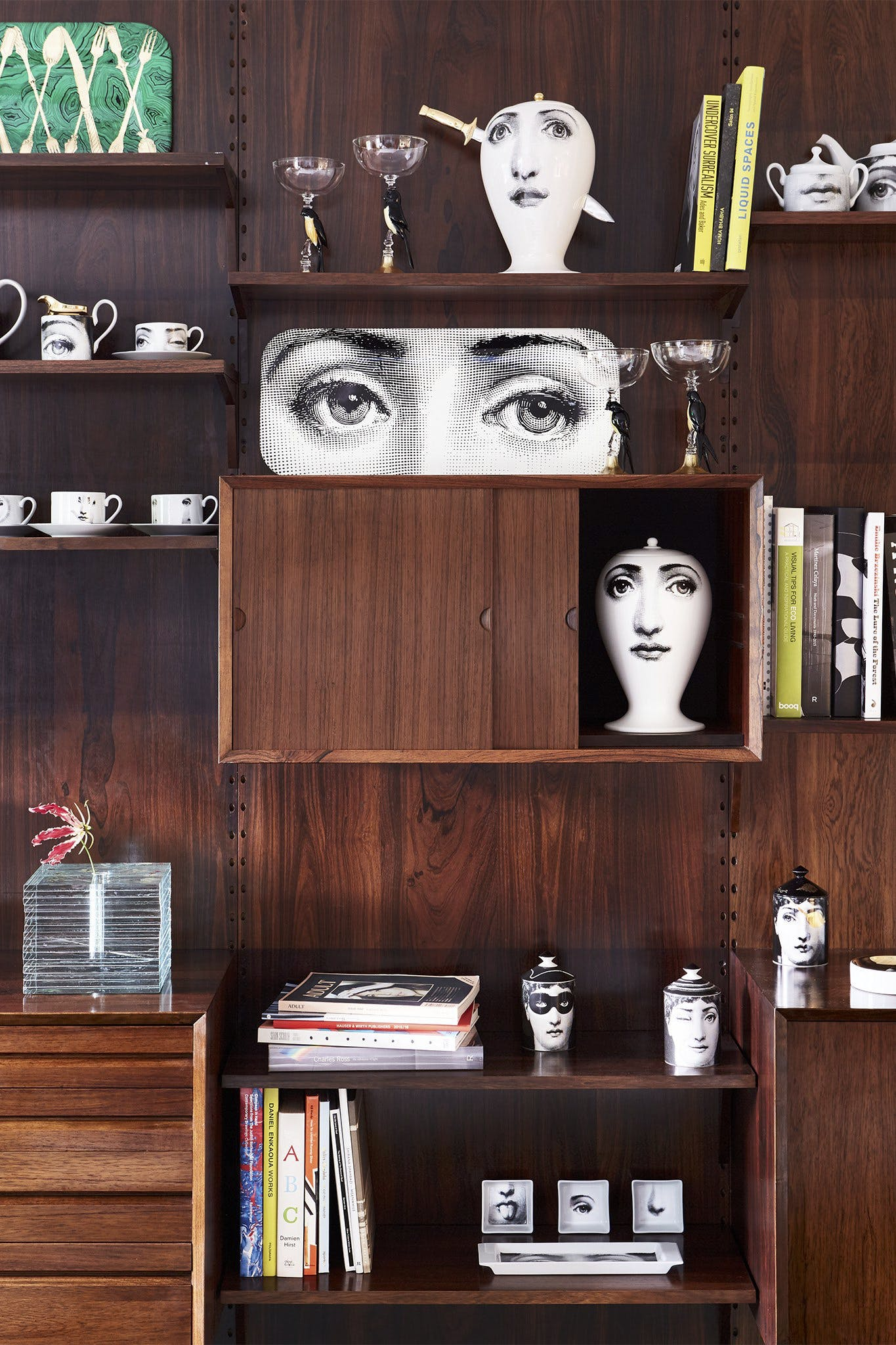 Fornasetti live LA article feature