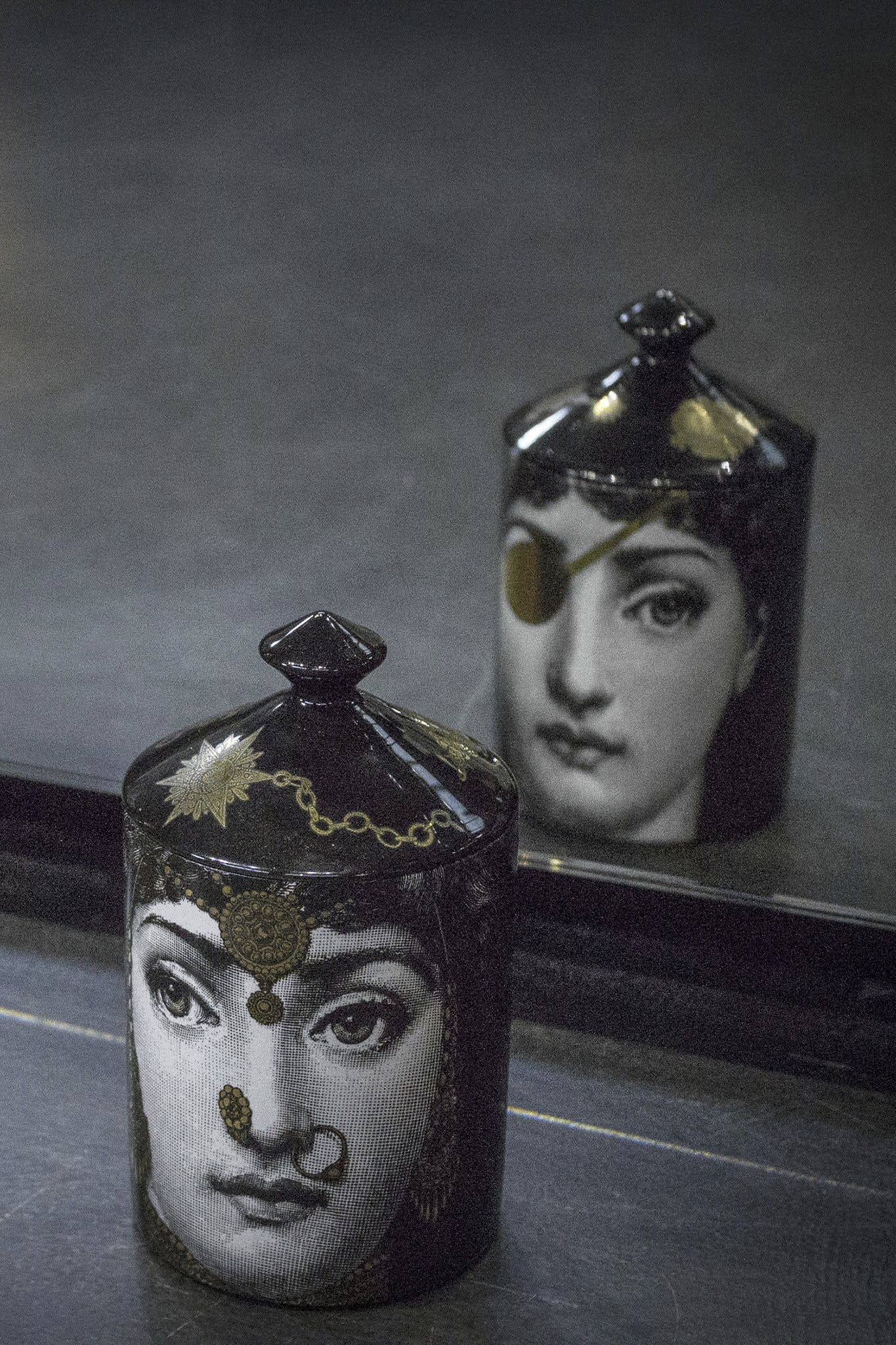Fornasetti Leclaireuse article feature