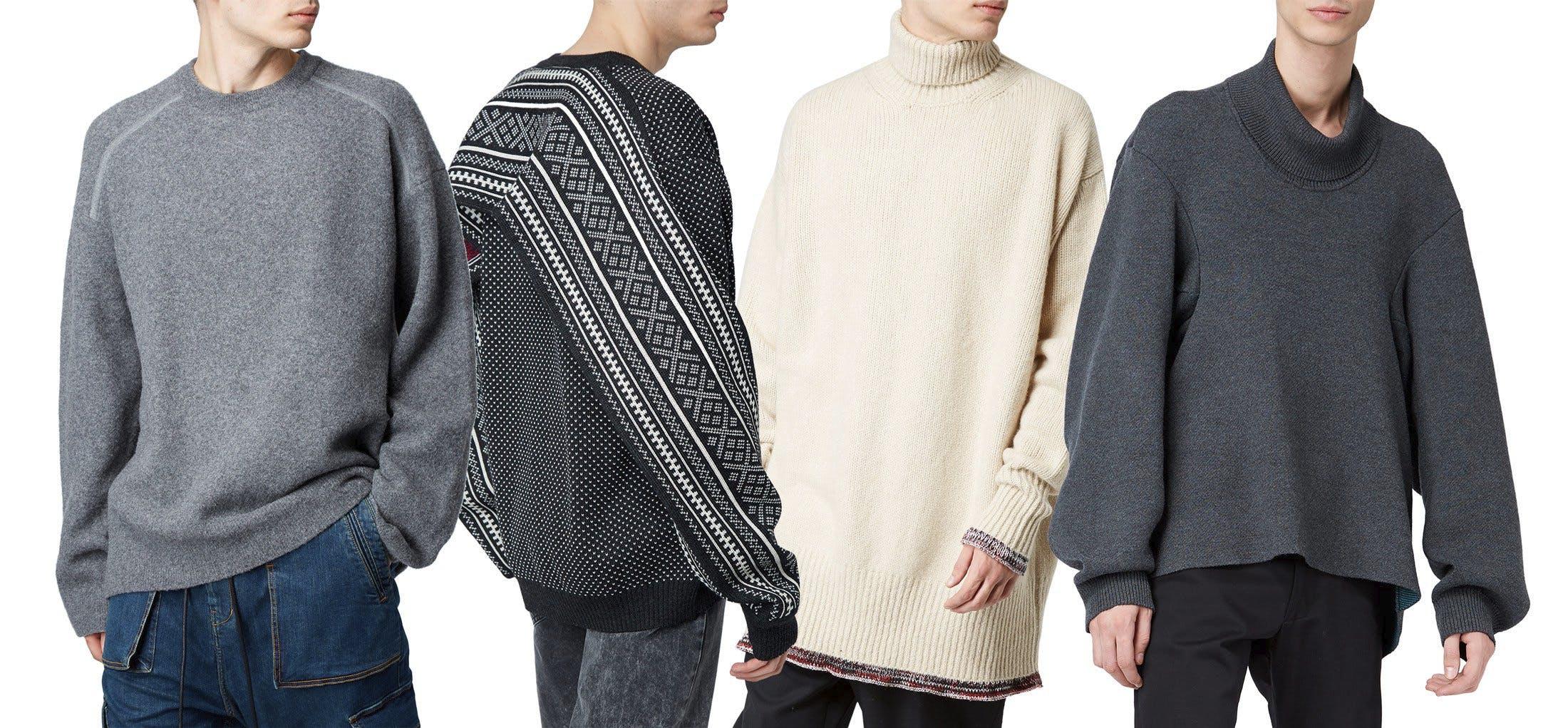 leclaireur-knit-oversize-fw18-men
