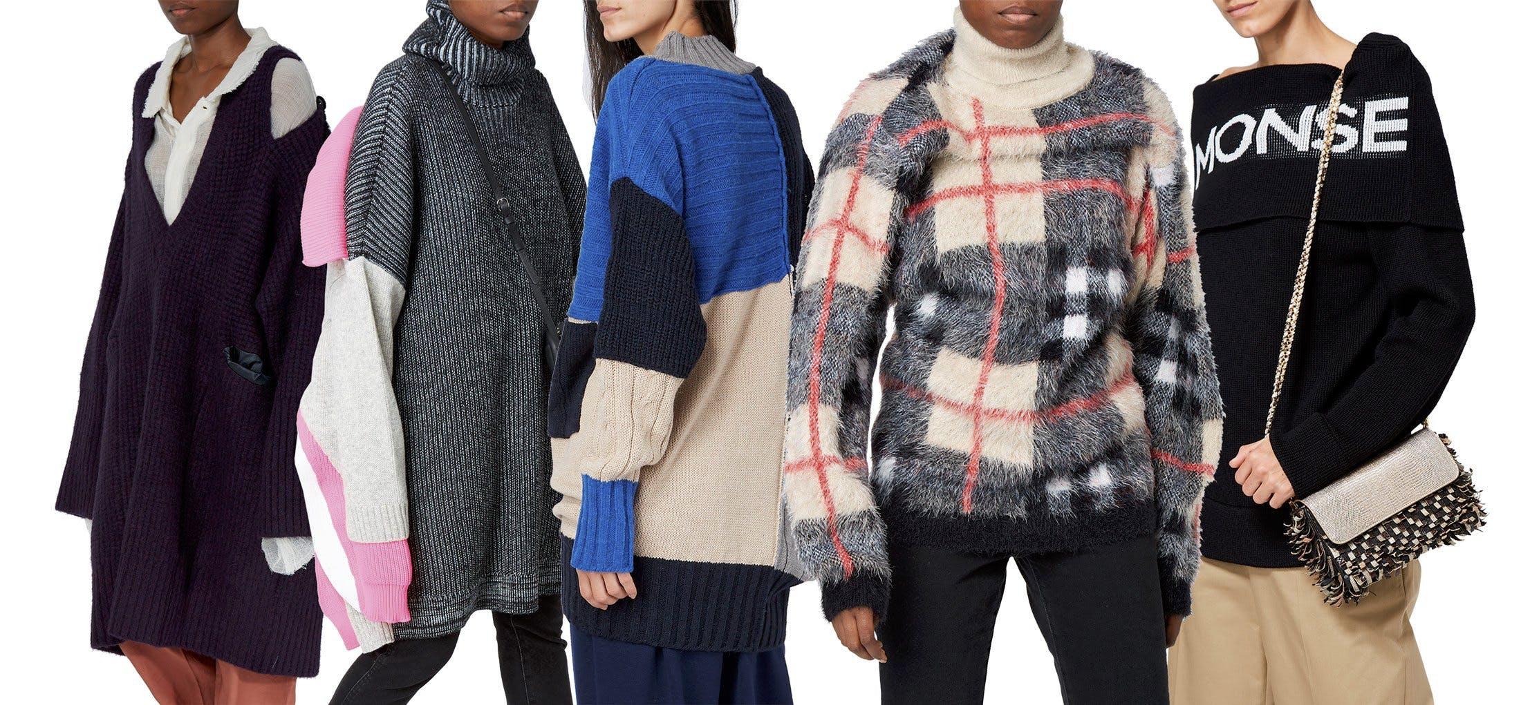 leclaireur-knit-oversize-fw18-women