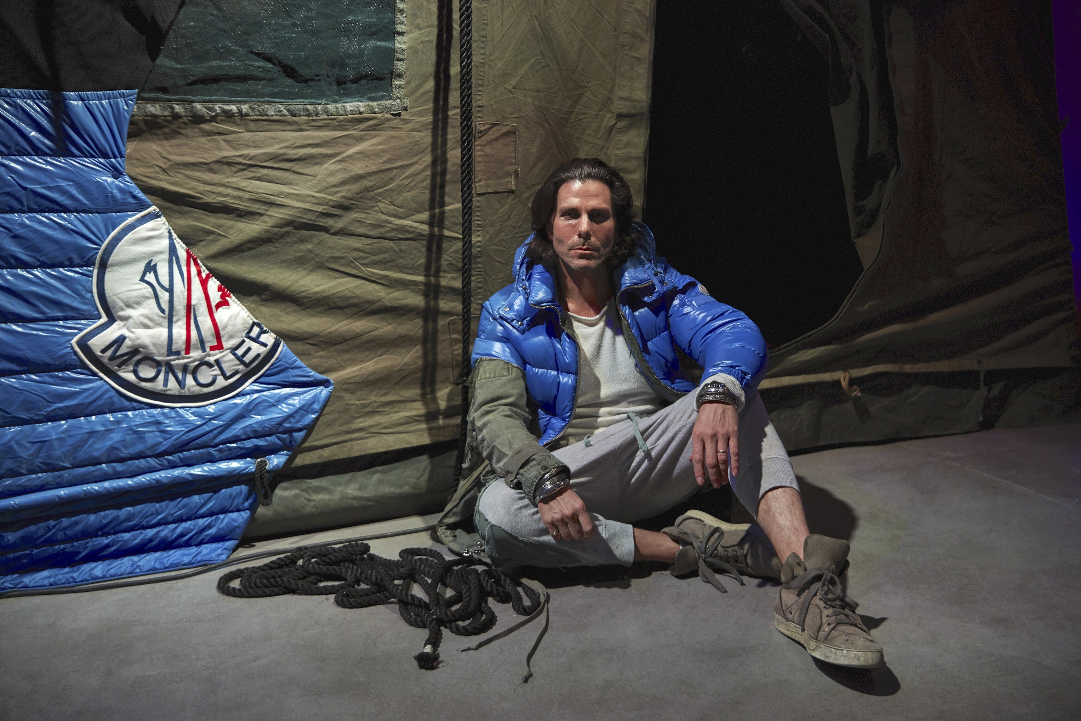 Moncler x Greg Lauren article header