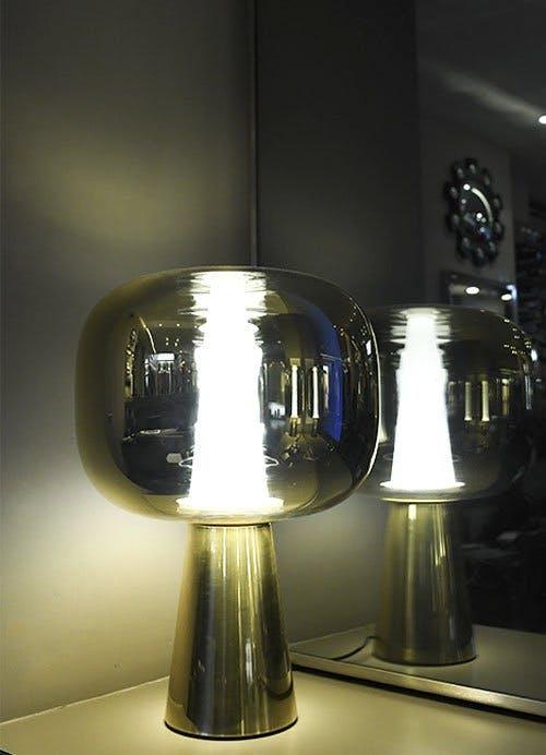 Push droite lampe Ghidini