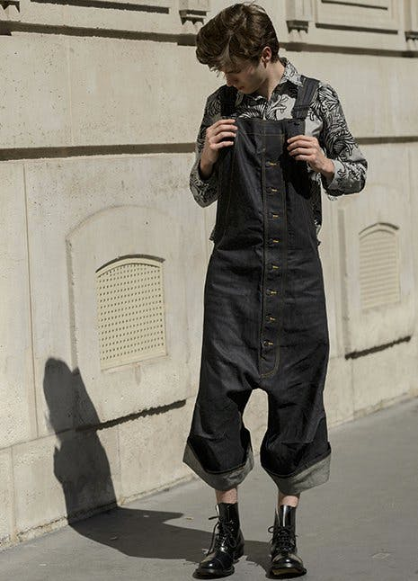 week 4 push gauche Christopher n oversize homme