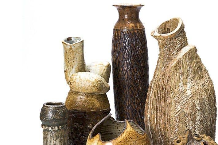 week 6 pus a honneur vintage vase céramique la